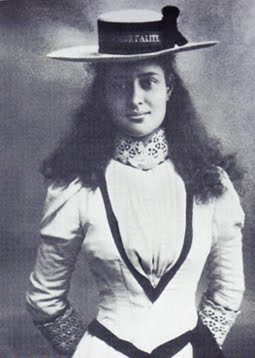Princess Ka&#39;iulani in England