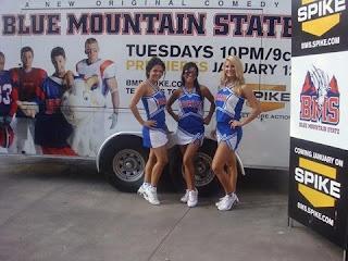 Watch Blue Mountain State Season 1 Episode 6