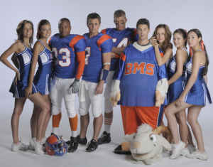 Watch Blue Mountain State Season 1 Episode 12