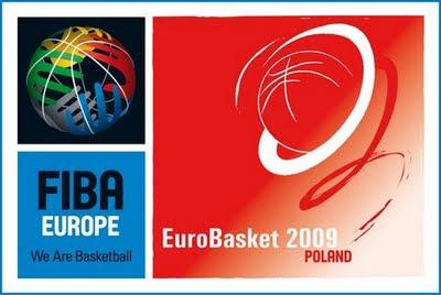 Russia vs Croatia - FIBA Eurobasket 2009 Poland Live Stream