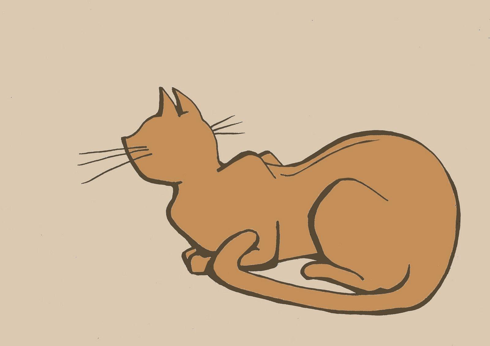 pet rat and cat