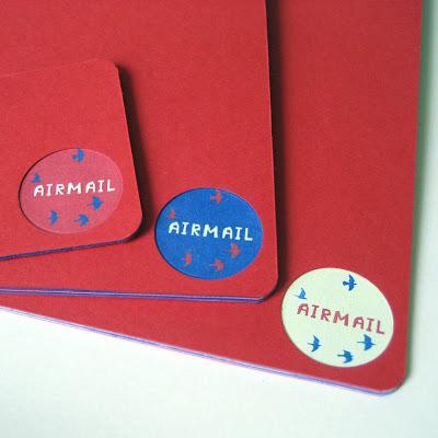 RedAirmail travel journals