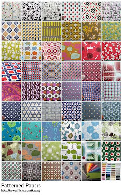 Patterned Paper Collection