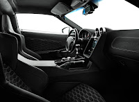 Zenvo ST1 2010 Supercar interior