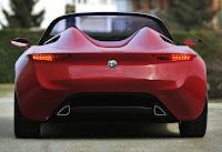 Alfa Romeo Spider designed by Pininfarina (2uettottanta) back