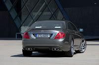 Mercedes-Benz CL 65 AMG back