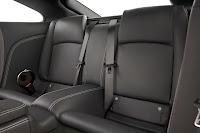 Jaguar XK interior back