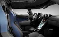 Koenigsegg Agera Super Car interior