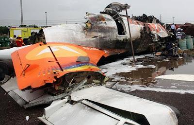 36 sobrevivientes y 15 fallecidos en accidente de Conviasa