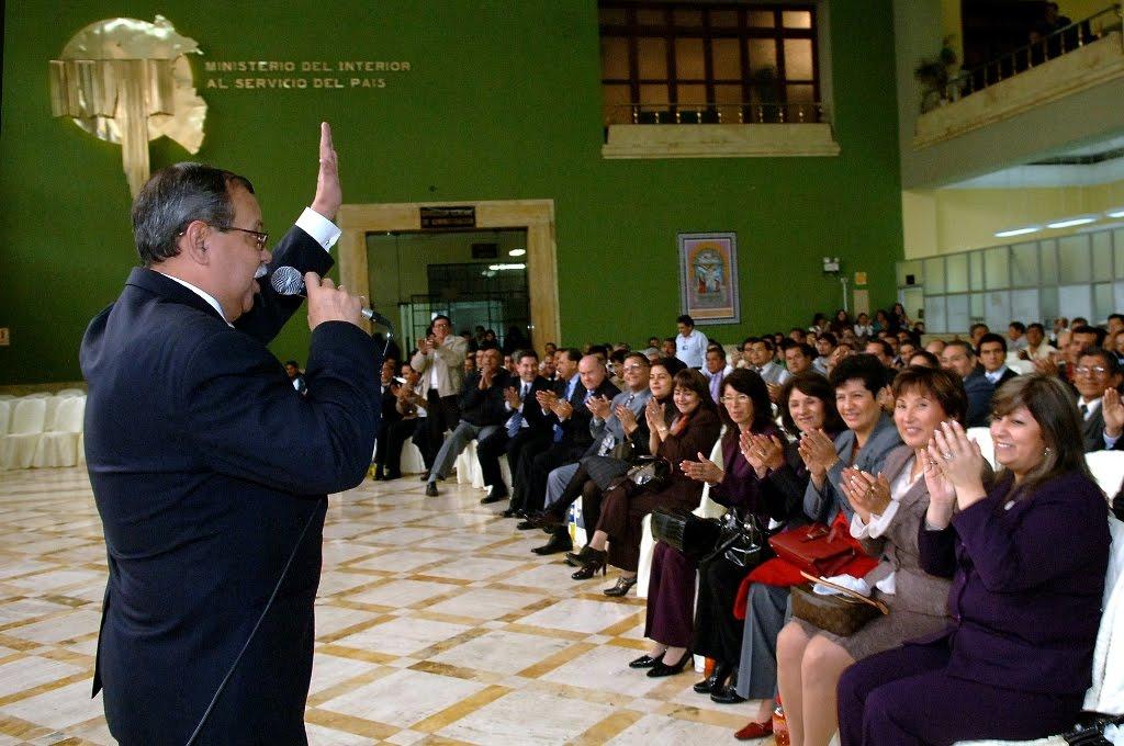 Ministerio del interior dia del padre en el mininter for Correo ministerio del interior