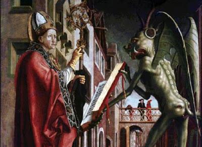 Lucifer en angel caido y el satanismo !