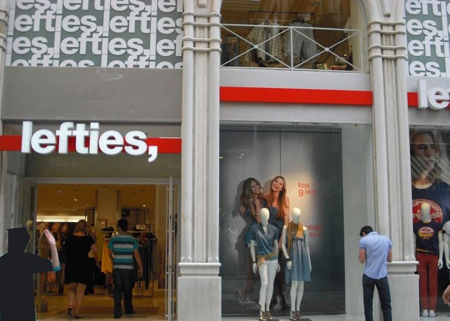 Trendfashion hunter listado de tiendas lefties zara - Zara en cadiz ...