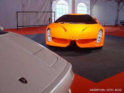 Argentina Auto Blog Se Present 243 El Lamborghini Alar Concept