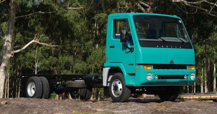 Se fabrican camiones Agrale en la ciudad de Mercedes