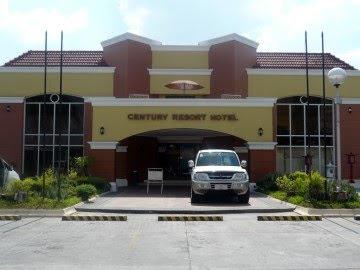 Century Resort Hotel, Angles City