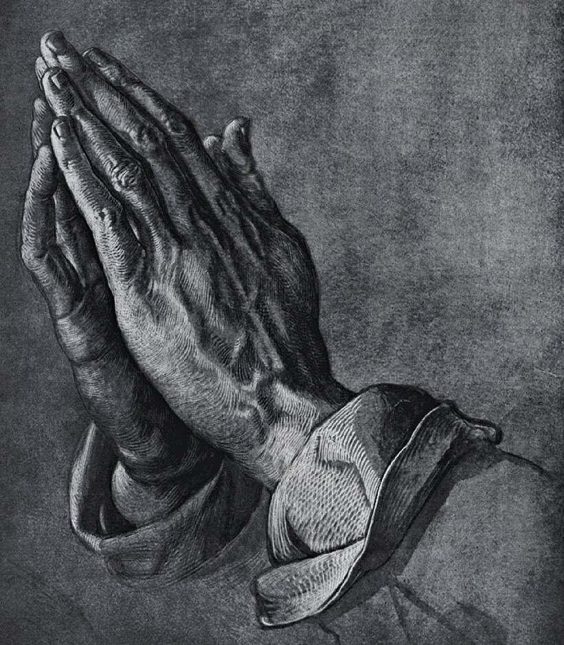 Albrecht Durer 39s Praying Hands Back in the fifteenth century