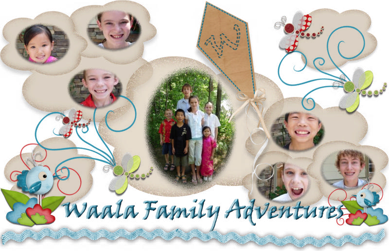 The Waala Family !!