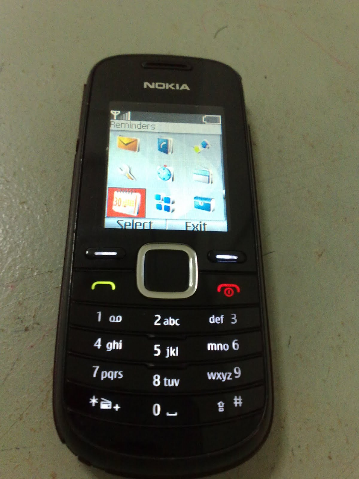 ORIGINAL NOKIA SECONDHAND   013