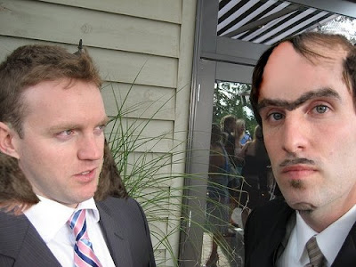 ... Michael Lawless has been devasted by career-ending rapid hair loss.