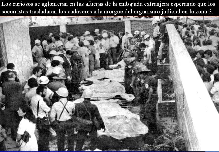 Noticias comunicarte quema embajada de espa a un 31 de - Embaja de espana ...