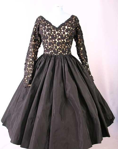 Couture Allure Vintage Fashion: Vintage Designer Puzzle - Who is Rappi?