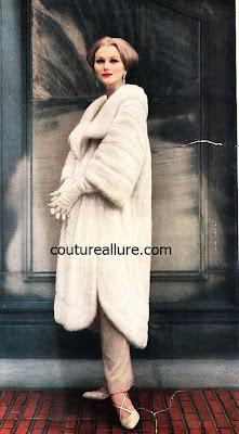 1957 emba mink fur coat