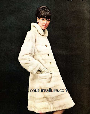 1966 emba mink fur coat
