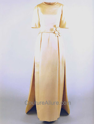jacqueline kennedy, evening gown, pre-inaguration gala