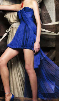 blumarine dress 2009