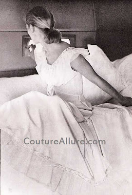 tewi nightgown, 1949