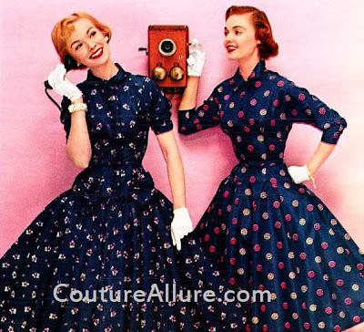 Vintage Dresses on Vintage Dresses