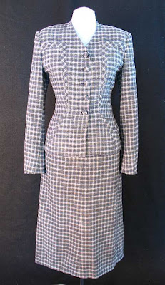 1940's, davidow suit
