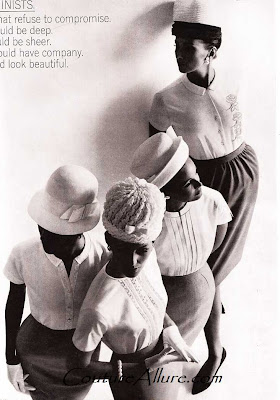 1963, ship 'n shore blouses