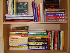 Os meus livros sobre Pk