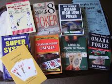 Os meus livros sobre Omaha
