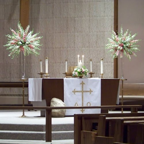 """Wedding Altar Flowers Price: Apple Tree """" A Shoppe For All Your Party Needs """": Wedding"""