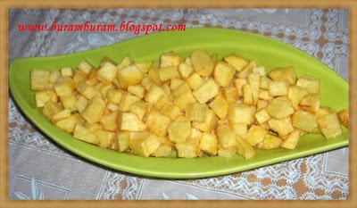 küp patates kızartması