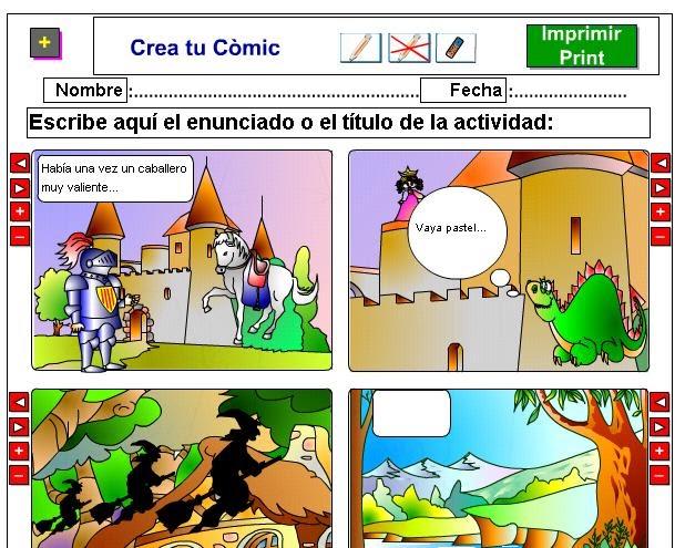 Blog De Segundo Crea Tu C Mic