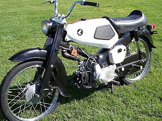 The Honda Custom Group Chalopy