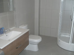 Duş-Lavabo-Klozet