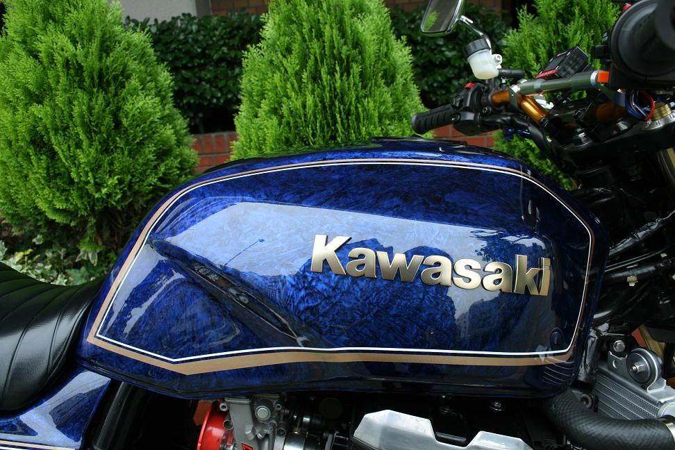 kawasaki zrx 1100 japan: