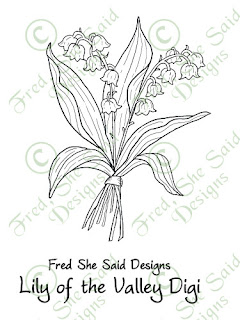 Fred she said designs the store favourite flowers various pre coloured corner roses also available at this link lily of the valley digi altavistaventures Image collections