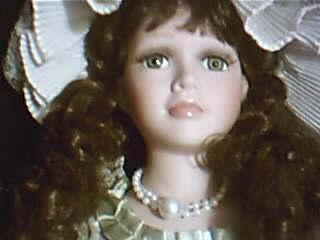 Living  Dead Dolls Muneca-de-porcelana-antigua-
