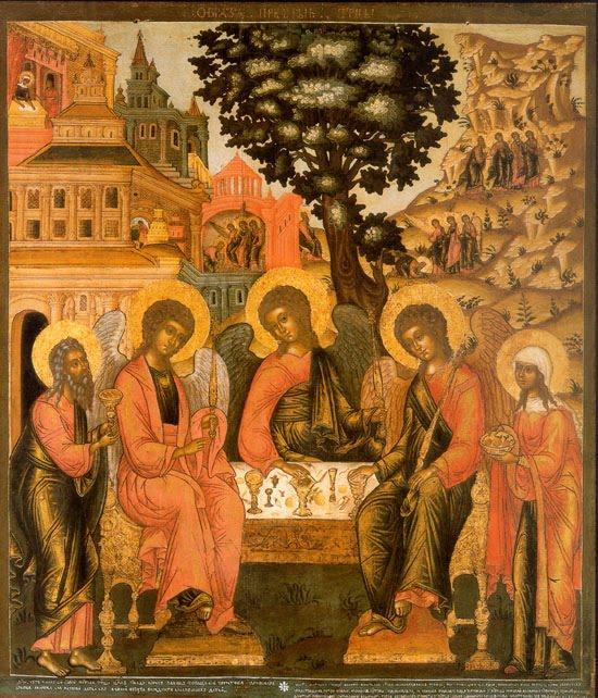 Sfânta Treime (Vechiul Testament)