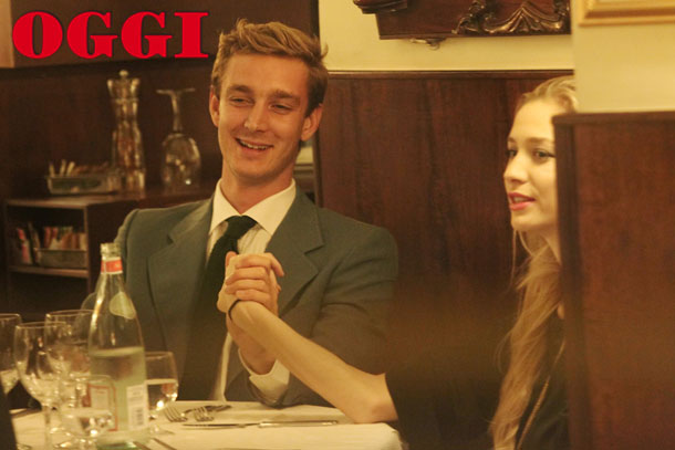 pierre casiraghi. Pierre Casiraghi and Beatrice