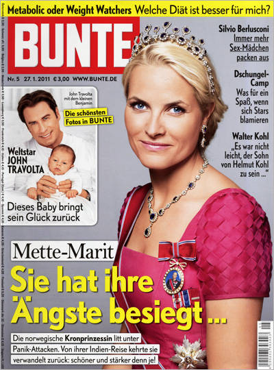 royal news bunte