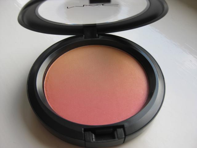 MAC Blush Ombre 'Ripe Peach'