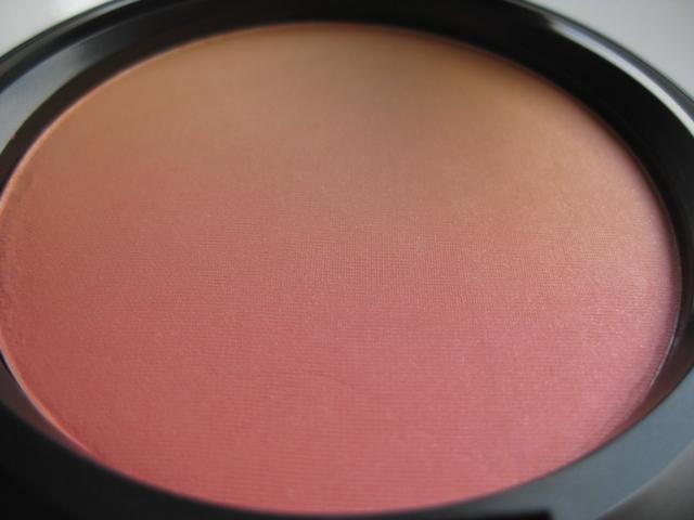 mac ombre blush
