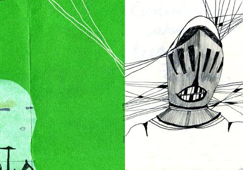 moleskine//sketch 3:  tu,yo
