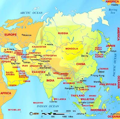 Mapa Politico Europa Imprimir
